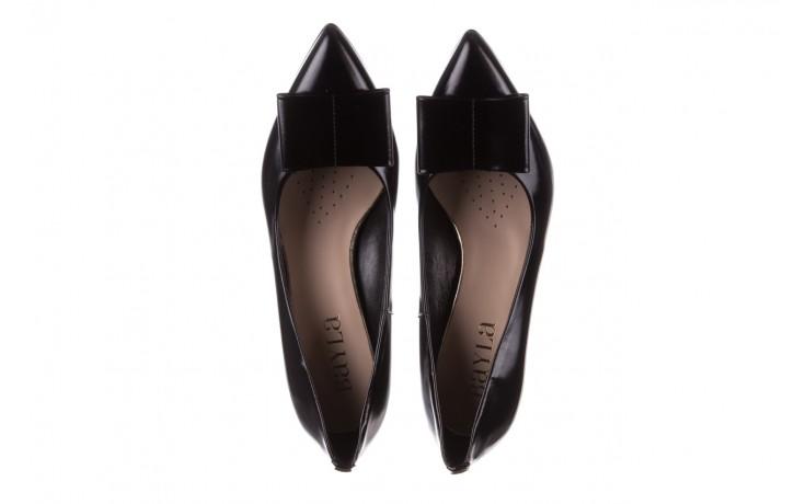 Czółenka bayla-056 9404-1278 czarny, skóra naturalna  - czółenka - buty damskie - kobieta 5