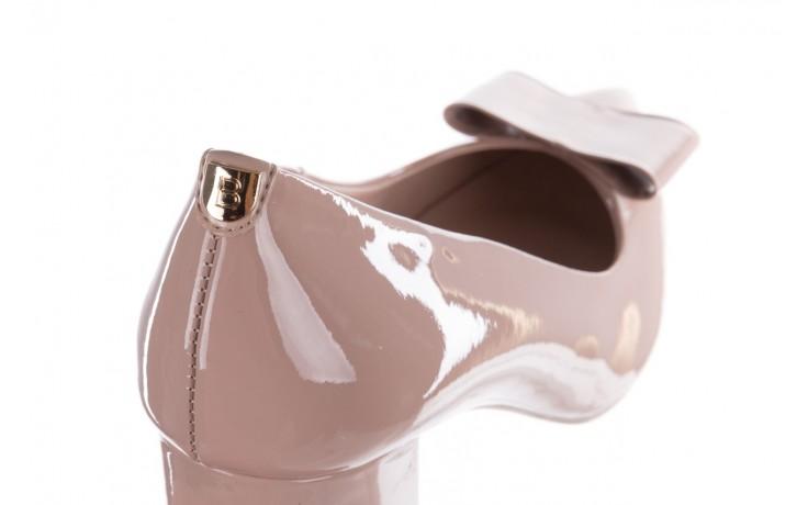 Czółenka bayla-056 9404-430 róż, skóra naturalna lakierowana  - czółenka - buty damskie - kobieta 7