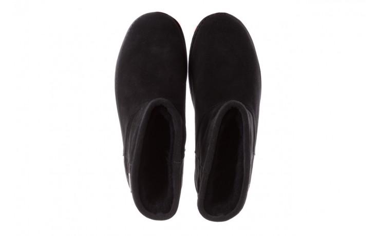 Śniegowce emu paterson classic mini black, czarny, skóra naturalna  - śniegowce i kalosze - dla niej  - sale 4