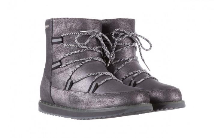 Śniegowce emu rutledge dark grey, szary, skóra naturalna  - śniegowce - śniegowce i kalosze - buty damskie - kobieta 1