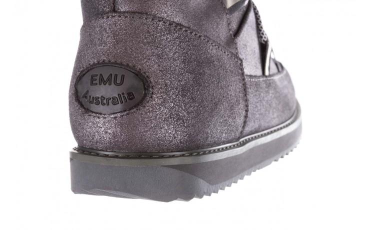 Śniegowce emu rutledge dark grey, szary, skóra naturalna  - śniegowce - śniegowce i kalosze - buty damskie - kobieta 9