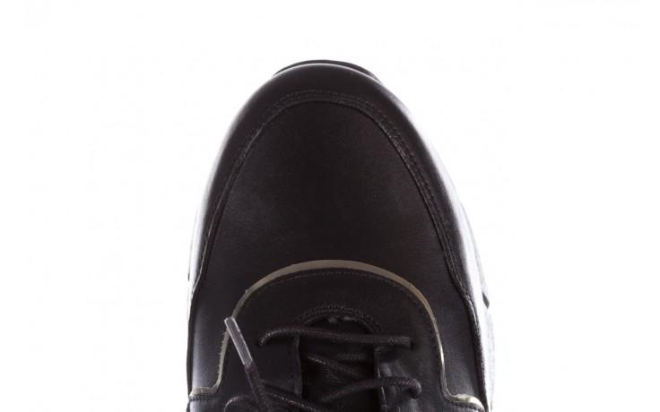 Trampki bayla-157 b026-076-p czarny, skóra naturalna - skórzane - trampki - buty damskie - kobieta 7