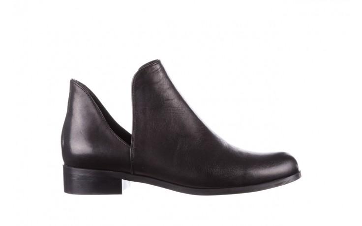 Botki bayla-157 b028-076-p czarny, skóra naturalna - sztyblety - botki - buty damskie - kobieta