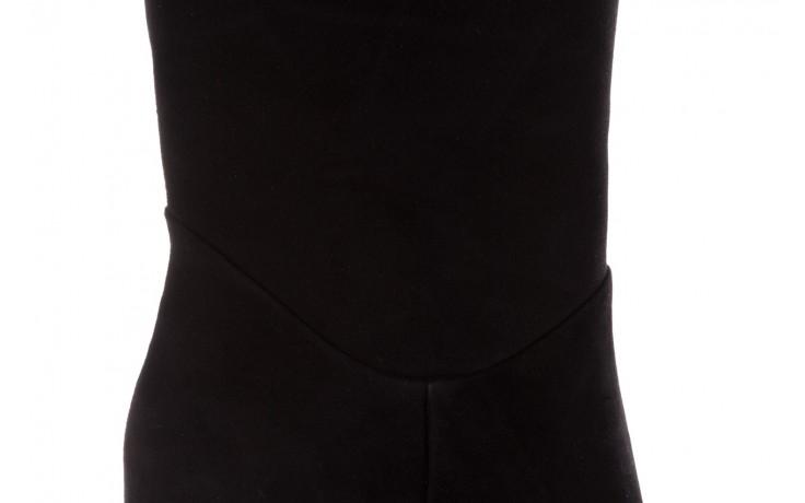 Kozaki sca'viola e-19 black suede, czarny, skóra naturalna - kozaki - buty damskie - kobieta 5