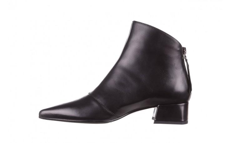 Botki bayla-188 004 czarny lico, skóra naturalna - skórzane - botki - buty damskie - kobieta 3