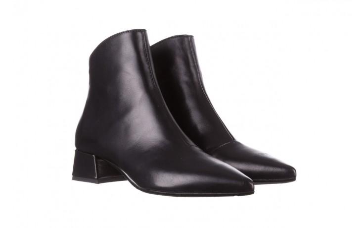Botki bayla-188 004 czarny lico, skóra naturalna - skórzane - botki - buty damskie - kobieta 1