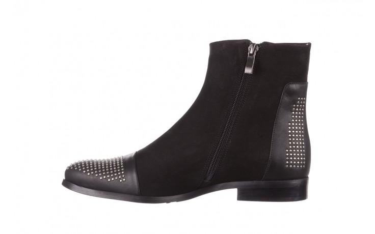 Botki bayla-188 013 czarny, skóra naturalna - sztyblety - botki - buty damskie - kobieta 2