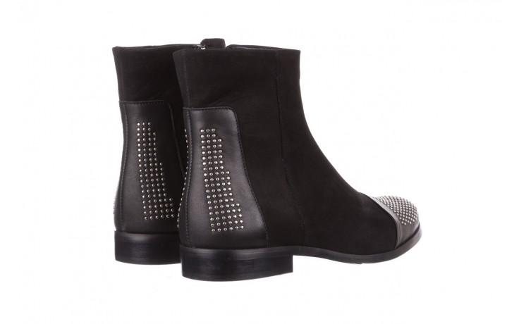 Botki bayla-188 013 czarny, skóra naturalna - sztyblety - botki - buty damskie - kobieta 3