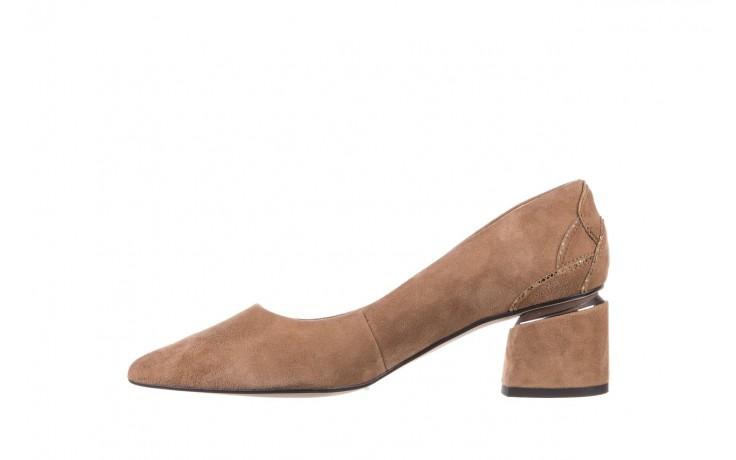 Czółenka bayla-188 030 beż, skóra naturalna - czółenka - buty damskie - kobieta 3