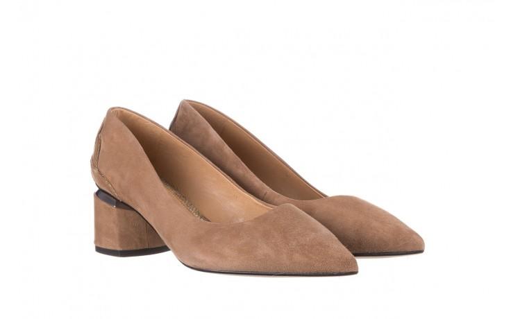 Czółenka bayla-188 030 beż, skóra naturalna - czółenka - buty damskie - kobieta 1