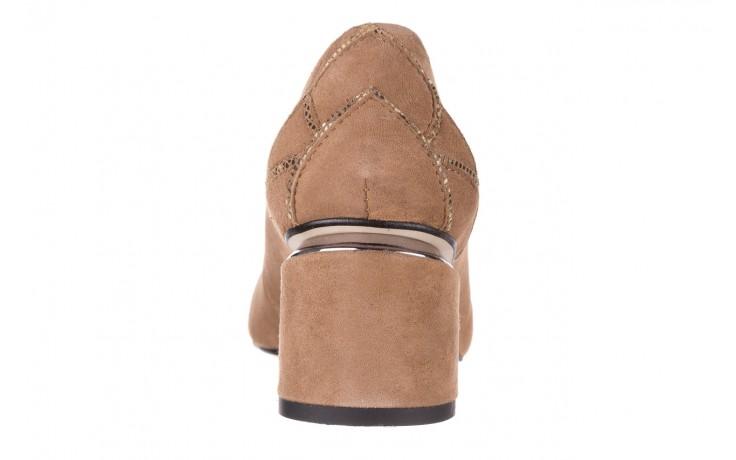 Czółenka bayla-188 030 beż, skóra naturalna - czółenka - buty damskie - kobieta 8