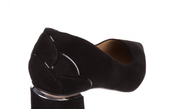 Czółenka bayla-188 030 czarny, skóra naturalna - czółenka i szpilki - dla niej  - sale 7