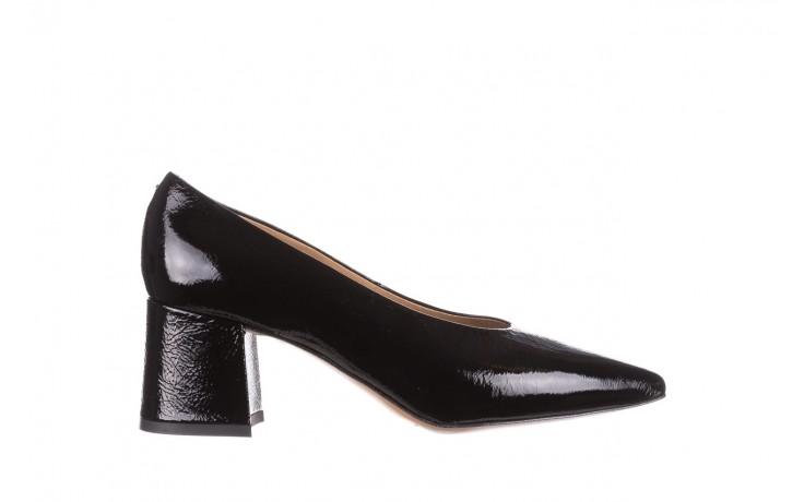 Czółenka bayla-188 029 czarny, skóra naturalna lakierowana - skórzane - czółenka - buty damskie - kobieta