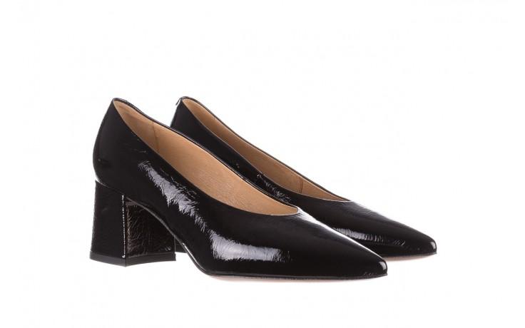 Czółenka bayla-188 029 czarny, skóra naturalna lakierowana - skórzane - czółenka - buty damskie - kobieta 1