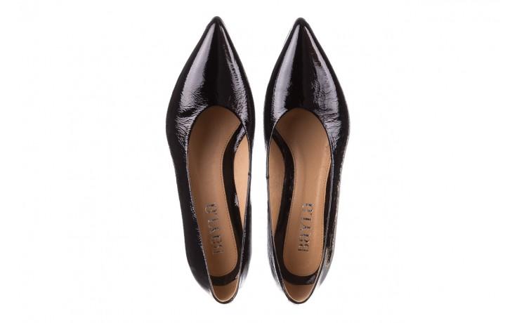 Czółenka bayla-188 029 czarny, skóra naturalna lakierowana - skórzane - czółenka - buty damskie - kobieta 5