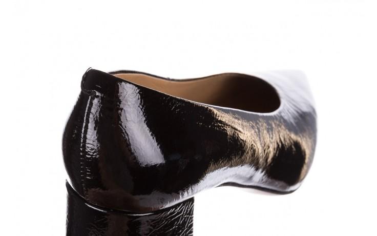 Czółenka bayla-188 029 czarny, skóra naturalna lakierowana - skórzane - czółenka - buty damskie - kobieta 7