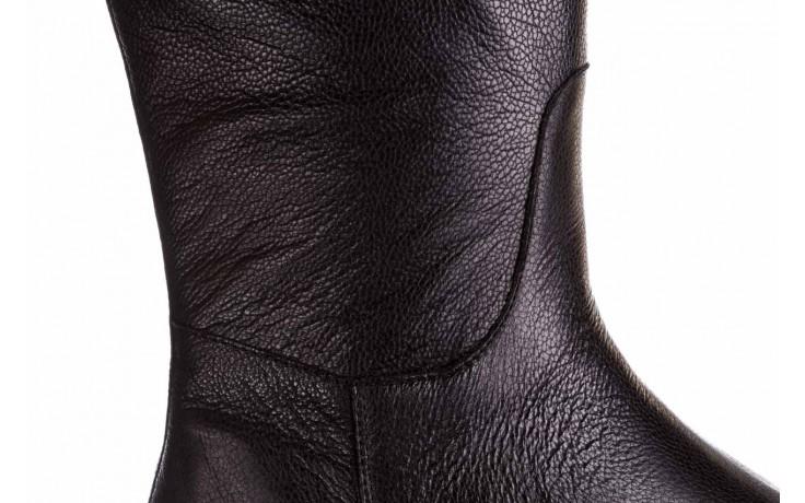 Kozaki bayla-188 027 czarny, skóra naturalna - kozaki - dla niej  - sale 7