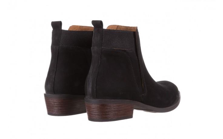 Botki bayla-161 061-2004 black, czarny, skóra naturalna  - skórzane - botki - buty damskie - kobieta 4