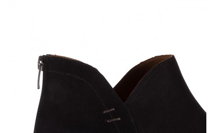 Botki bayla-161 061-2001 black, czarny, skóra naturalna 7