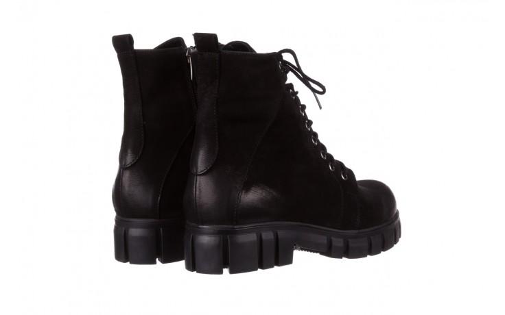 Trzewiki bayla-161 068-8675 black, czarny, skóra naturalna  - trzewiki - buty damskie - kobieta 4