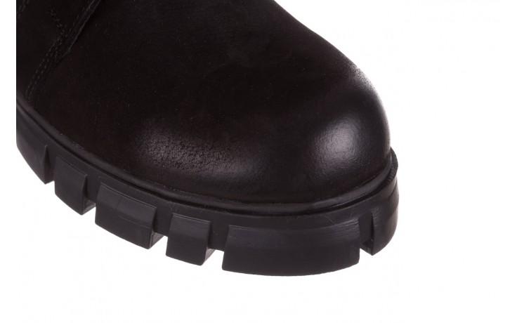 Trzewiki bayla-161 068-8675 black, czarny, skóra naturalna  - trzewiki - buty damskie - kobieta 6