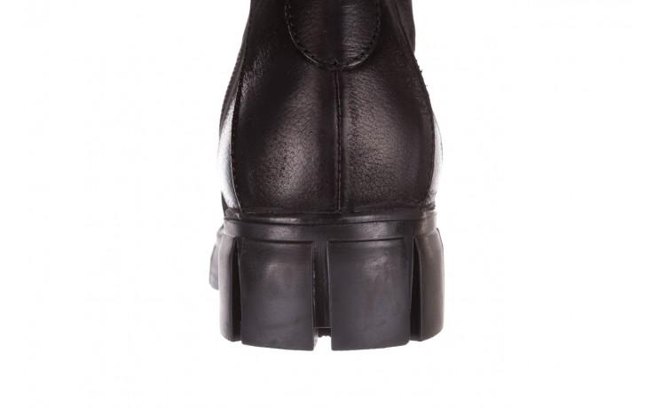 Trzewiki bayla-161 068-8675 black, czarny, skóra naturalna  - trzewiki - buty damskie - kobieta 8