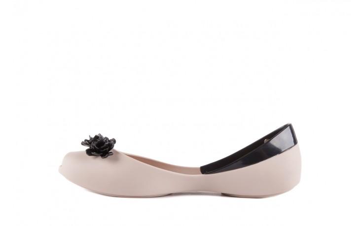 Ah+melissa flower queen  ad beige/black - melissa - nasze marki 2