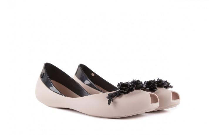 Ah+melissa flower queen  ad beige/black - melissa - nasze marki 1