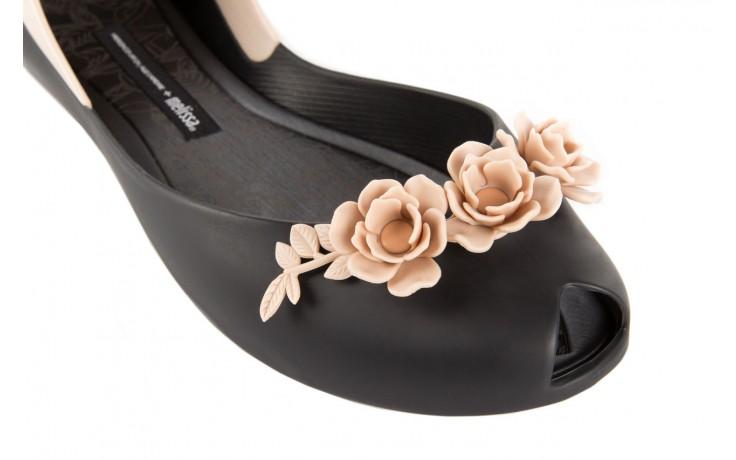 Ah+melissa flower queen  ad black/beige - melissa - nasze marki 4