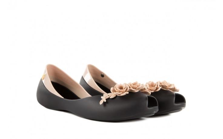Ah+melissa flower queen  ad black/beige - melissa - nasze marki 1