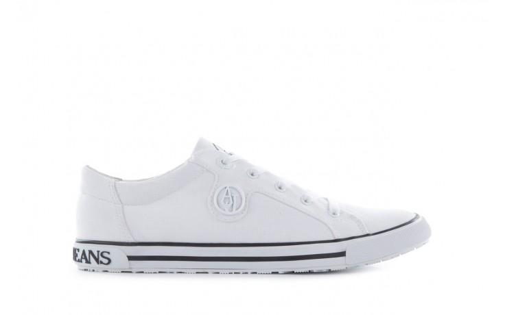 Armani jeans 055a1 64 white - armani jeans - nasze marki