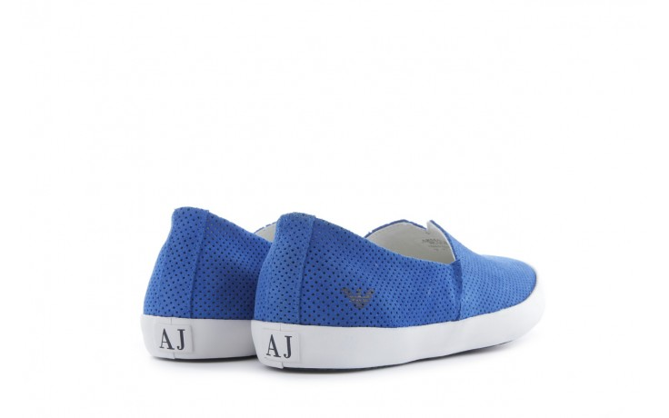 Armani jeans a6568 58 azurro elettrico  - armani jeans - nasze marki 3