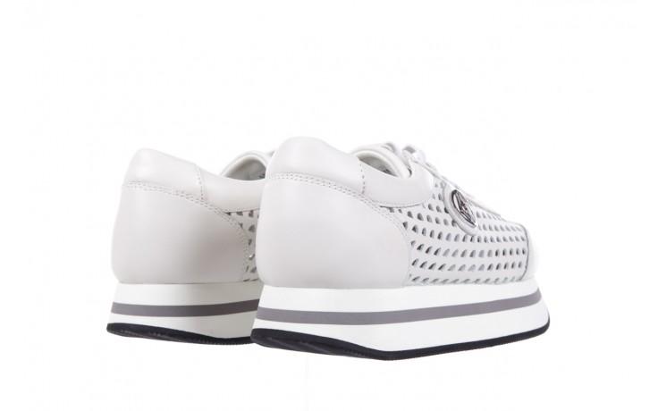 Armani jeans c55c8 1c bianco-white - armani jeans - nasze marki 3
