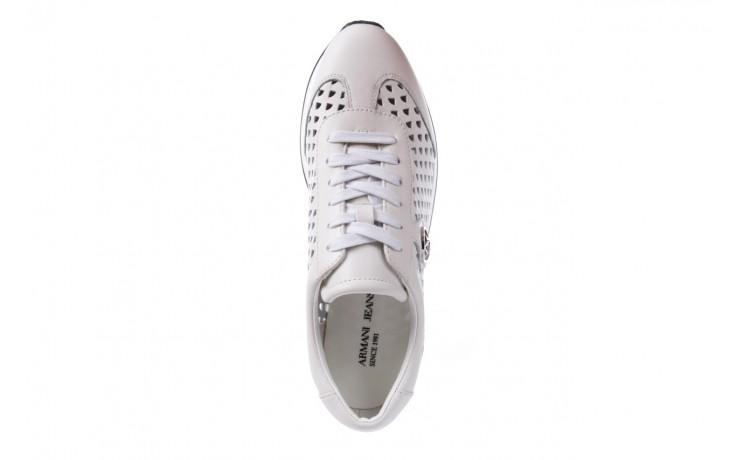Armani jeans c55c8 1c bianco-white - armani jeans - nasze marki 4