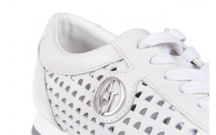 Armani jeans c55c8 1c bianco-white - armani jeans - nasze marki 5