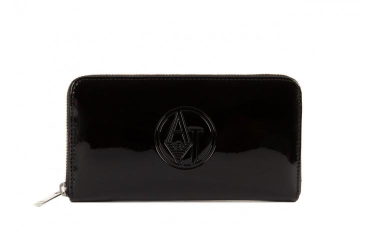 Armani jeans portfel 05v32 rj black