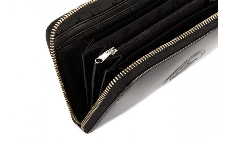 Armani jeans portfel 05v32 rj black 3