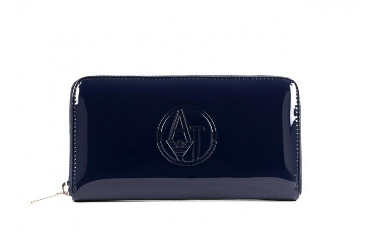 Armani jeans portfel 05v32 rj blue - armani jeans - nasze marki