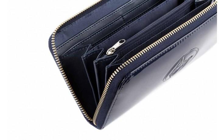 Armani jeans portfel 05v32 rj blue - armani jeans - nasze marki 3