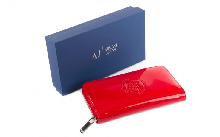 Armani jeans portfel 05v32 rj red - nasze marki 2