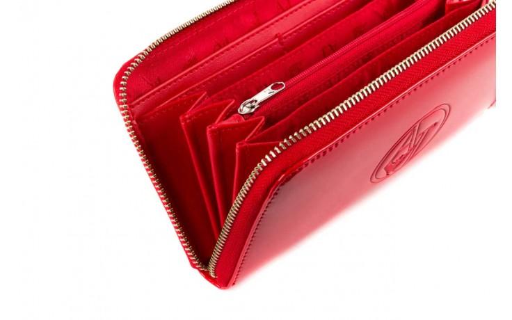 Armani jeans portfel 05v32 rj red - nasze marki 3