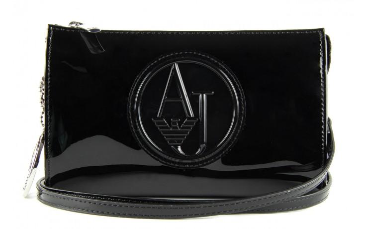 Armani jeans torebka 05v82 rj black - nasze marki 2