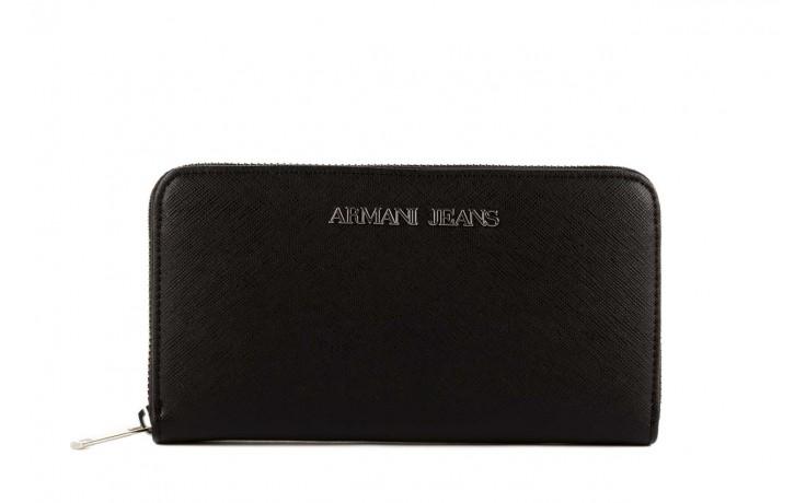 Armani jeans portfel b5v32 u8 black - armani jeans - nasze marki
