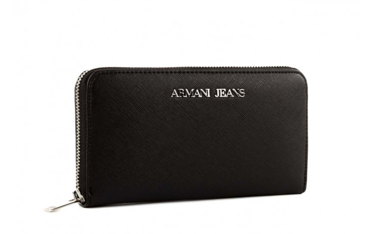Armani jeans portfel b5v32 u8 black - armani jeans - nasze marki 1