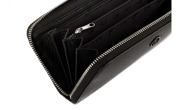 Armani jeans portfel b5v32 v7 black 4