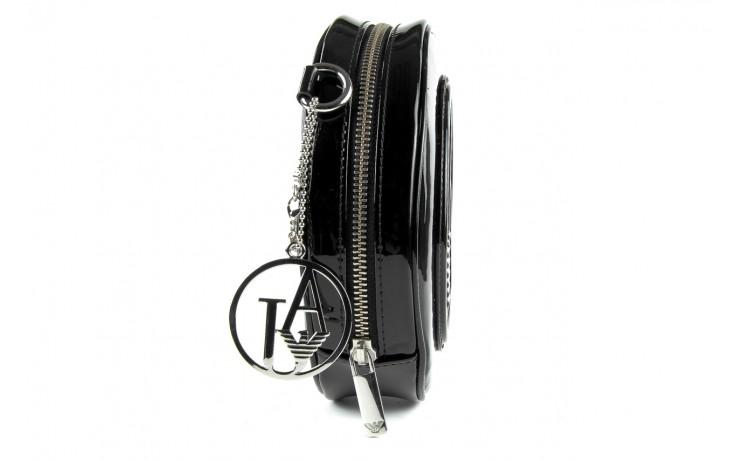 Armani jeans torebka 0520d rj black 2