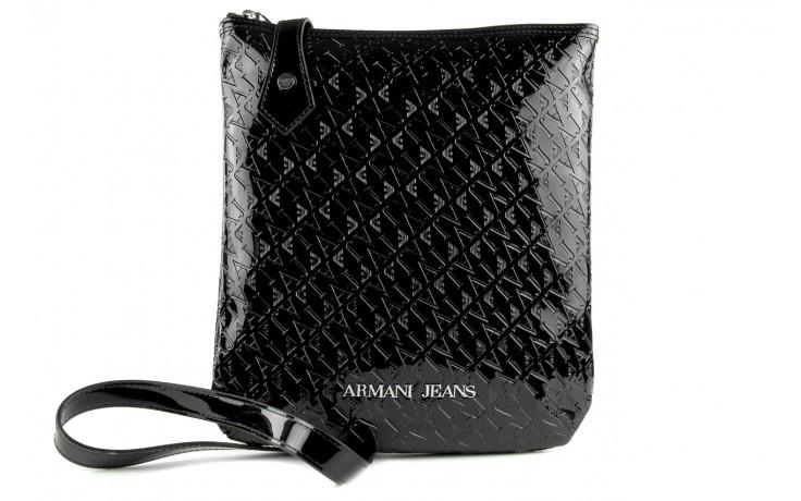 Armani jeans torebka 0525m a9 black - armani jeans - nasze marki 4
