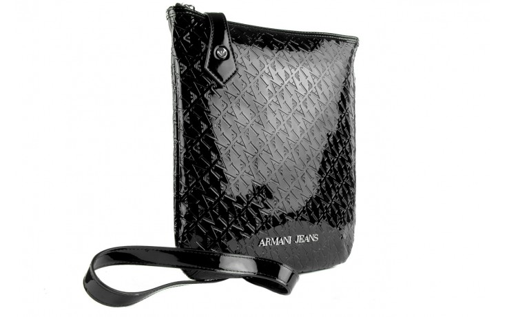 Armani jeans torebka 0525m a9 black - armani jeans - nasze marki