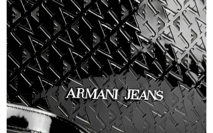 Armani jeans torebka 0525m a9 black - armani jeans - nasze marki 3