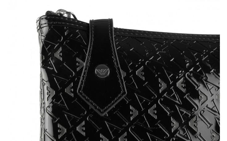 Armani jeans torebka 0525m a9 black - armani jeans - nasze marki 2